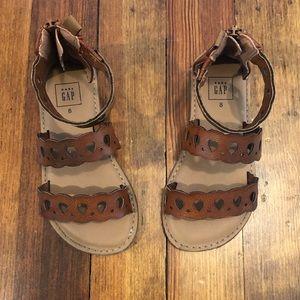 Gap toddler girls sandals